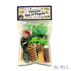 Passover Bag of Plagues $16.49