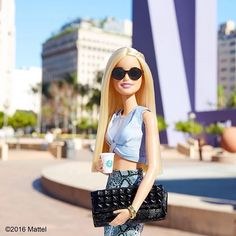 Barbie® @barbiestyle After a fun, yet ...Instagram photo | Websta