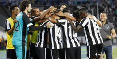 BotafogoDePrimeira: Tanque faz gol polêmico, Bota derrota o Macaé e ai...