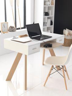 #γραφείο#OSLO Oslo, Office Desk, Furniture, Home Decor, Desk Office, Decoration Home, Desk, Room Decor, Home Furnishings
