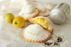 GENOVESI Guscio di frolla ripieno di crema pasticcera al limone, si gustano calde.#homemadefood #takeaway #mychefhome #cucinacasalinga #asporto #foodsharing #desserts #dolci #party #catania