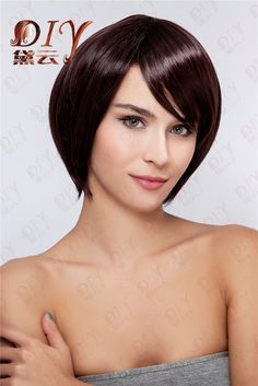 $5.03 (Buy here: https://alitems.com/g/1e8d114494ebda23ff8b16525dc3e8/?i=5&ulp=https%3A%2F%2Fwww.aliexpress.com%2Fitem%2FWomen-Lady-Heat-Short-Pretty-Brown-Straight-Cosplay-Party-Full-Hair-Wig-w01753-C0321%2F32636167720.html ) Women Lady Heat Short Pretty Brown Straight Cosplay Party Full Hair Wig w01753 (C0321) for just $5.03