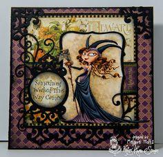 Paper Blessings: Dragon Queen...A Kraftin' Kimmie Sneak Peek!