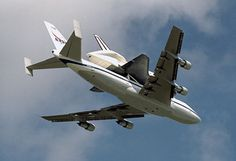 On Tuesday, April 17, between 10 and 11 a.m. EDT, space shuttle Discovery, mounted on the Shuttle Carrier Aircraft, will fly from Kennedy Space Center to its new home at the National Air and Space Museum, Udvar-Hazy Center.
