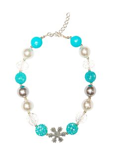 Snow Queen Necklace by Heart to Heart at Gilt