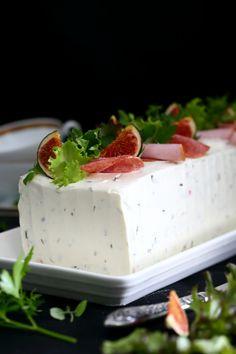 Cake Sandwich, Sandwiches, Feta, Panna Cotta, Ice Cream, Favorite Recipes, Cheese, Baking, Ethnic Recipes