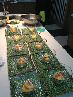 It was one of those evenings when I got together a small group of friends for dinner at home. We all wanted to try this particular young lady chef (whom we have Plating, Table Settings, Menu, Events, Dishes, Table Decorations, Menu Board Design, Tablewares, Place Settings
