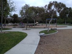 Creekside Park in Dana Point, CA