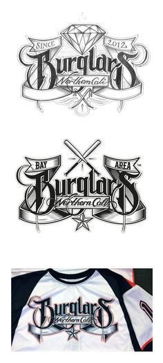 Burglars by Martin Schmetzer, via Behance