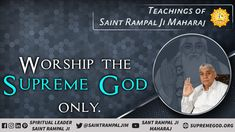 Saint Rampal Ji teaches us that One should worship the supreme god Kabir only. To know more read holy book Gyan ganga. Tuesday Motivation, Life Motivation, Spiritual Awakening, Spiritual Quotes, Spiritual Teachers, Brain Activities, God Prayer, Life Quotes, Spirituality