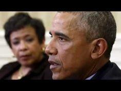 This Is BIG: Obama Caught Leaving US After Lynch Investigation Reveals Barack's Huge Secret - YouTube