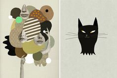 This Illustrated Life: 5 Illustrators that Totally Rule   Paper and Stitch