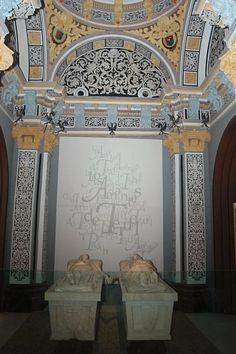 Mausoleo de los Amantes,Teruel  Spain