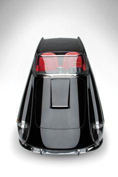 60's Pininfarina Ferari design