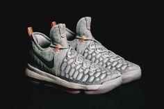 Nike KD 9 - Pre-HeatFollow What Are Those Kicks for more... http://SneakersCartel.com #sneakers #shoes #kicks #jordan #lebron #nba #nike #adidas #reebok #airjordan #sneakerhead #fashion #sneakerscartel Check more at http://www.SneakersCartel.com