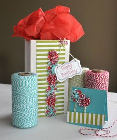 The Twinery: Blooming Baker's Twine