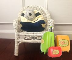 Minion Cloth Diaper coming to a home near you... okay it's your home. Check it out! https://www.etsy.com/shop/DeLaRosaBoutique