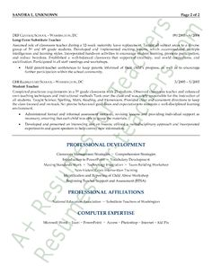 description for substitute teacher on resume substitute teacher job description resume best resume books reentrycorps - Resume For Substitute Teachers