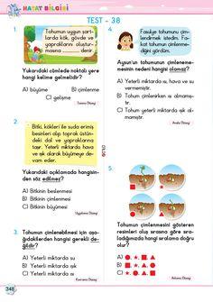 2. Sınıf Soru Bankası Tüm Dersler Süper Kitap Books, Libros, Book, Book Illustrations, Libri