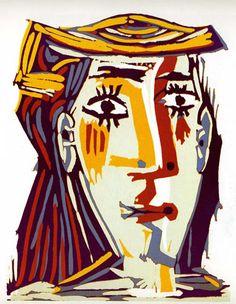 Picasso linoleum cut, linocut, prints, appraisals, ceramics