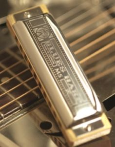 Ahh- the Hohner Blues Harp. the one I first learnt to play on. Play That Funky Music, Music Love, Music Is Life, My Music, Instrumental, Delta Blues, Childhood Days, Blues Music, Sound Of Music