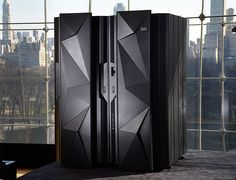 IBM launched its newest mainframe, the z13, last week in New York City. http://bit.ly/18tKrsZ