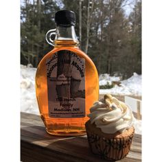Mooney Hill Maples Syrup Bottle - Customer Label Ideas | Online Labels®