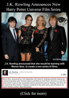 """What You Need to Know About the Harry Potter Spinoff #14 What is """"Fantastic Beasts & Where to Find Them""""? Well, It was one of the [ . . . ]"""