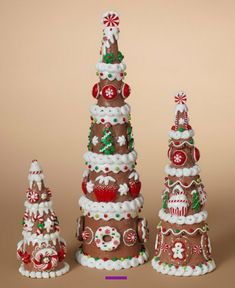 Gingerbread Christmas Decor, Gingerbread House Parties, Gingerbread Crafts, Gingerbread Decorations, Christmas Candy, Gingerbread Man, All Things Christmas, Christmas Cookies, Christmas Crafts