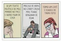 Dramas atuais. Via Uol. #socialmedia #redessociais