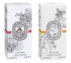 diptyque Perfume Packaging, Soap Packaging, Beauty Packaging, Brand Packaging, Packaging Design, Branding Design, Organic Packaging, Food Branding, Coffee Packaging