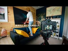 (17) How I Film B-Roll Sequences ALONE! - YouTube