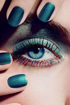 Chanel Nail Polish - Chanel Le Vernis Nail Colour Round-Up (Vogue.com UK) (Vogue.com UK)