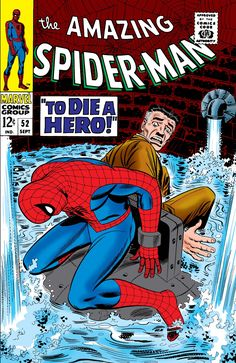 Knocked out by the Kingpin, Spider-Man, and J. Jonah Jameson are brought into the villain's basement. The Kingpin decides they should both be eliminated and has them placed in a giant water tight chamber and begins to have the chamber filled with water. Jameson pleads to be let free but to no avail. As the water rises, Spider-Man finally awakes and manages to break free from his bonds, however, there is no way to break free in time. Meanwhile, at the Daily Bugle, Ned Leeds and his fiancee...