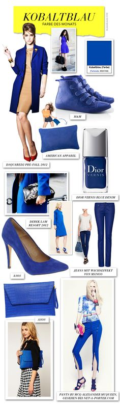 Color Trends Cobalt Blue