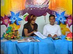 DetallesMagicos con MimiLuna invitado Decorador de Fiestas Pedro Navarro