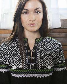 Lofoten Pullover Pattern - Knitting Patterns and Crochet Patterns from KnitPicks.com