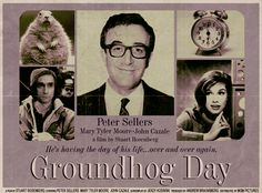 """Groundhog Day «""""What if"""" Movies reimagined for another time  place Author: Peter Stults»"""