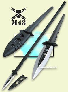 United Cutlery M48 Talon Tactical Survival Spear
