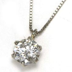 送料無料 - Pt0.5ct ダイヤモンドヴェネチアンペンダント Diamond, Jewelry, Jewlery, Bijoux, Jewerly, Diamonds, Jewelery, Jewels, Accessories
