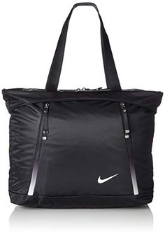 75670c63d9c32 Nike Auralux Women s Black Tote Bag Review