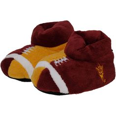 Arizona State Sun Devils Youth Puffy Ankle Slippers - $15.99