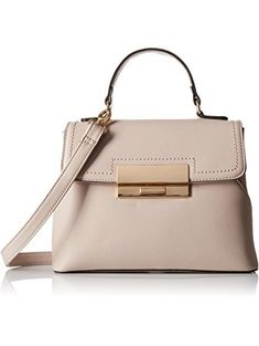 Aldo Kassler Top Handle Handbag, Taupe ❤ Aldo