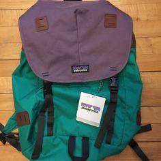 NWT Patagonia Backpack No trades please Patagonia Bags Backpacks