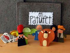 En Patufet by Oita  Contes amb marionetes de feltre.