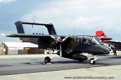 USAF 601 TCW North American OV-10A Bronco 68-3805 (1980)