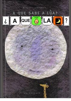 """""""¿A qué sabe la luna? cuento adaptado con pictogramas by cucacambados, via Slideshare"""