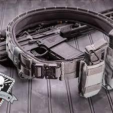 Grey Ghost Gear - UGF Battle Belt #HCCGear #Tactical #Battle #Belt