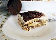 Tiramisu by Fruzsy Tiramisu, Cookies, Ethnic Recipes, Food, Crack Crackers, Biscuits, Essen, Meals, Cookie Recipes