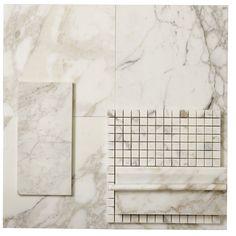 Waterworks Vagli. Waterworks Bathroom, Calacatta Gold Marble, Wall And Floor Tiles, Interior Ideas, Master Bathroom, Condo, Bathrooms, New Homes, Stones